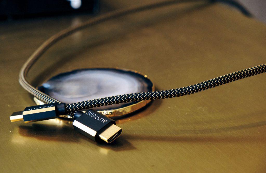 Austere HDMI Cables