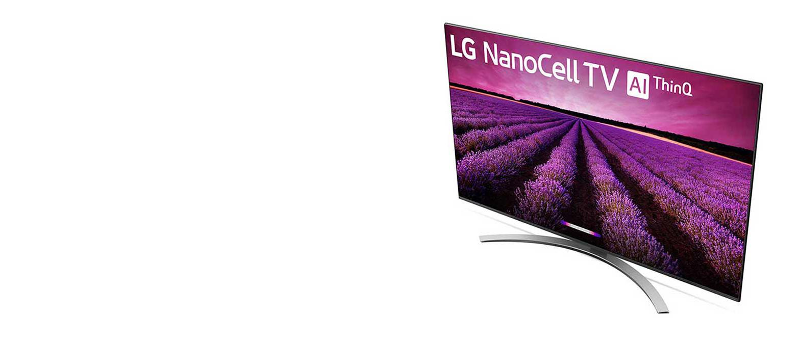 LG nanocell LCD TV