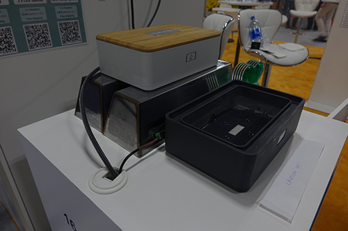HeatBox lunchbox