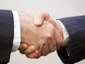 Handshake pic