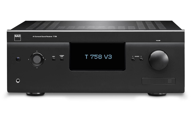 NAD T758 V3i AV Receiver