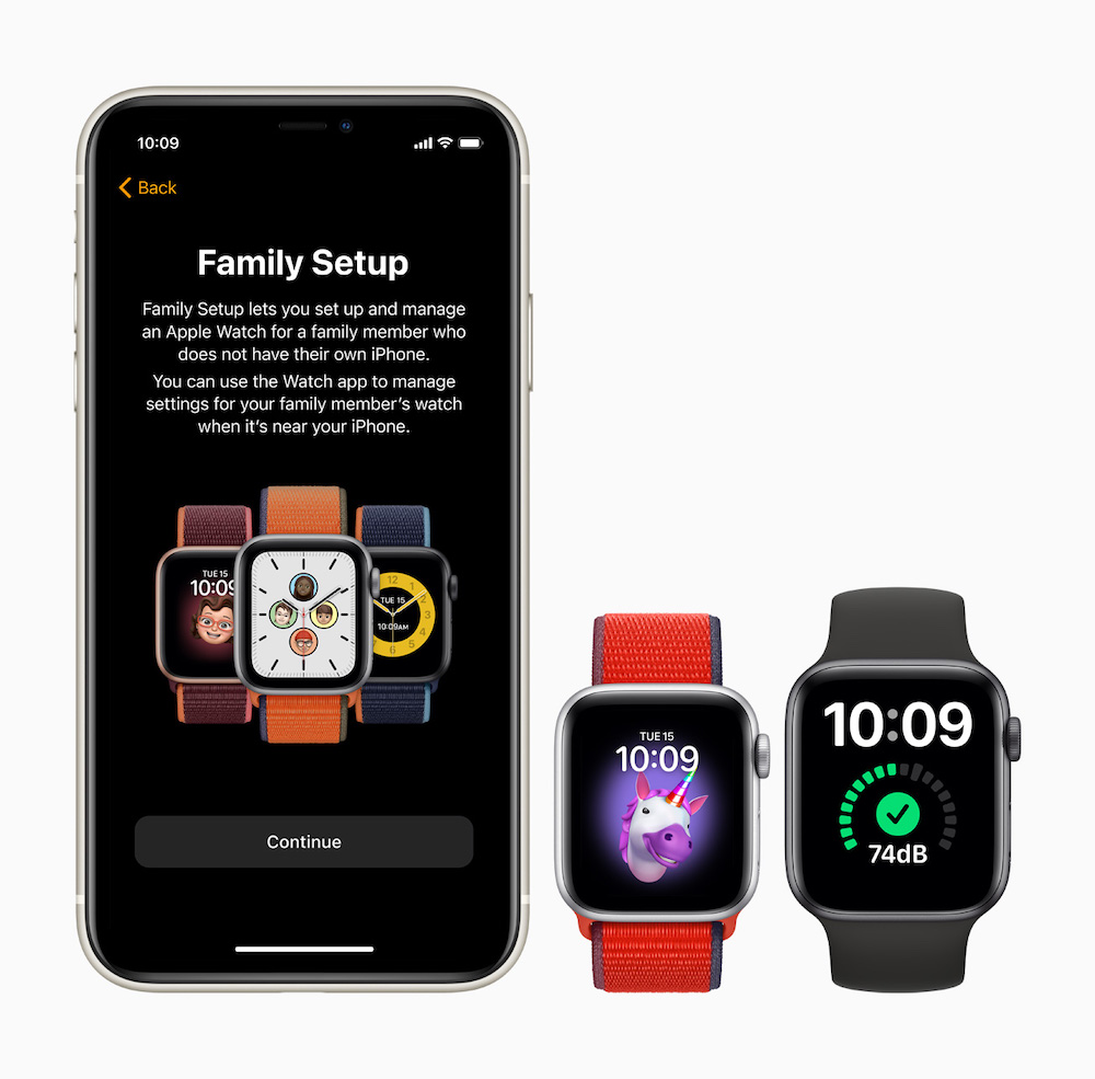 Apple Watch Family Set-up