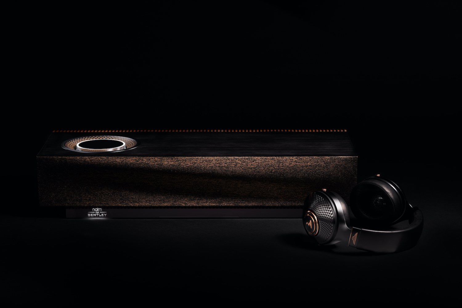 Focal Bentley Radiance and Naim Mu-so for Bentley