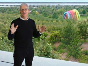Steve Jobs at Apple Time Flies 2020
