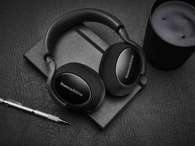 B&W PX7 Carbon Edition headphones