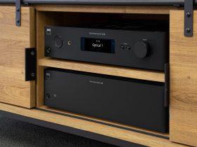 NAD C 298 Power Amplifier