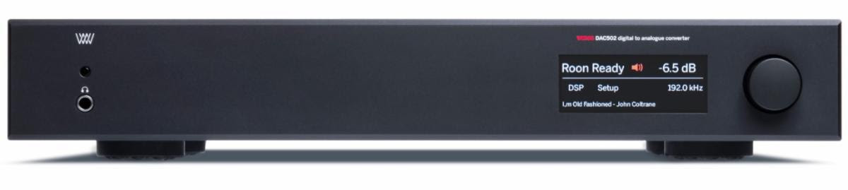 Weiss DAC 501