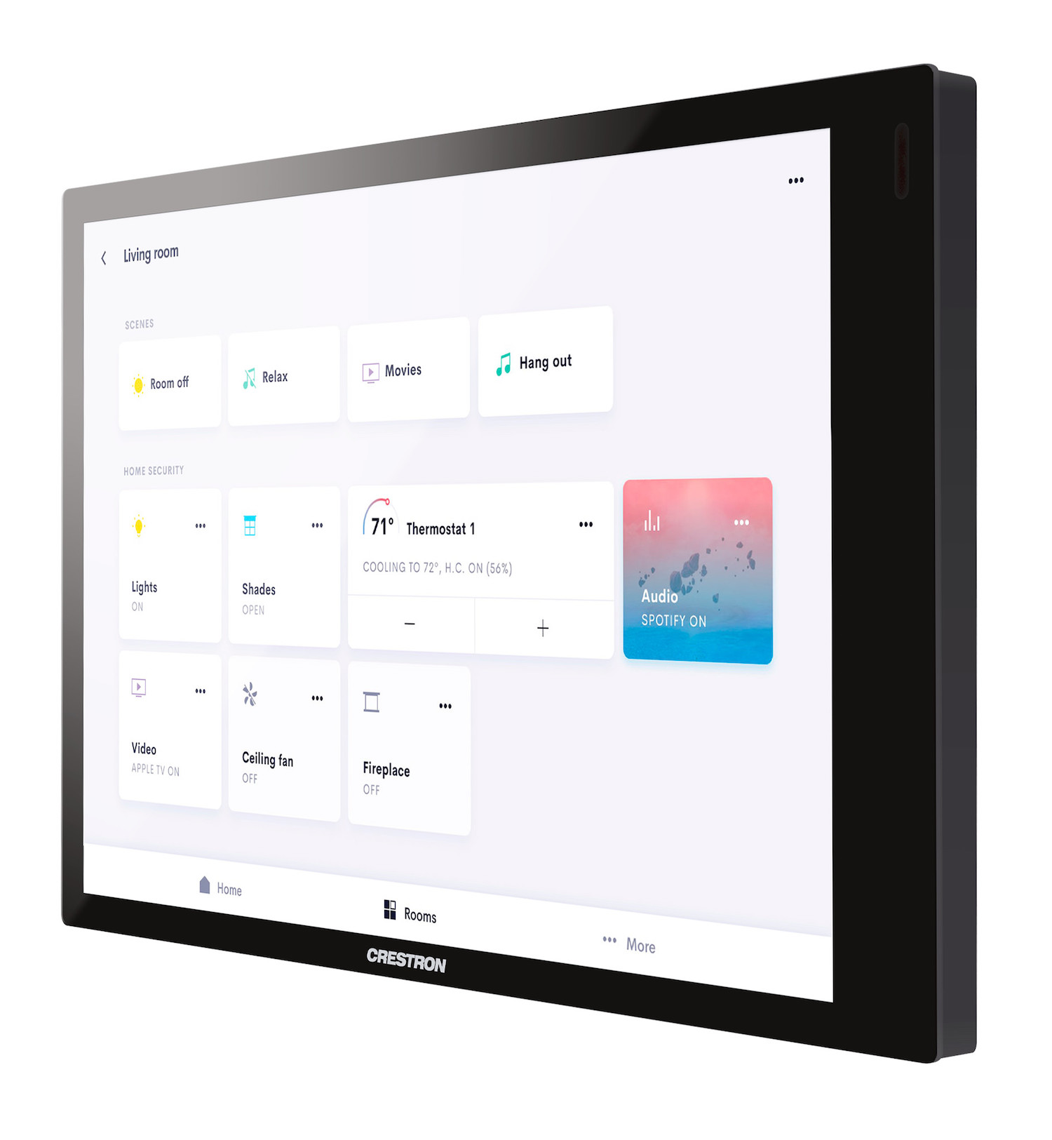 Crestron 70 Series Touch Screen