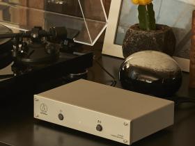 Audio Technica phono stage