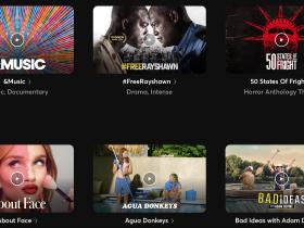 Quibi Homepage