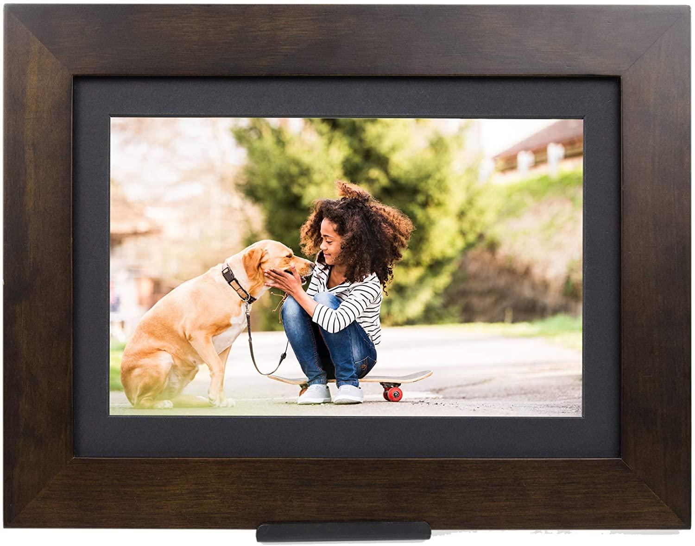 Brookstone smart digital photo frame