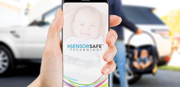 Evenflo SensorSafe