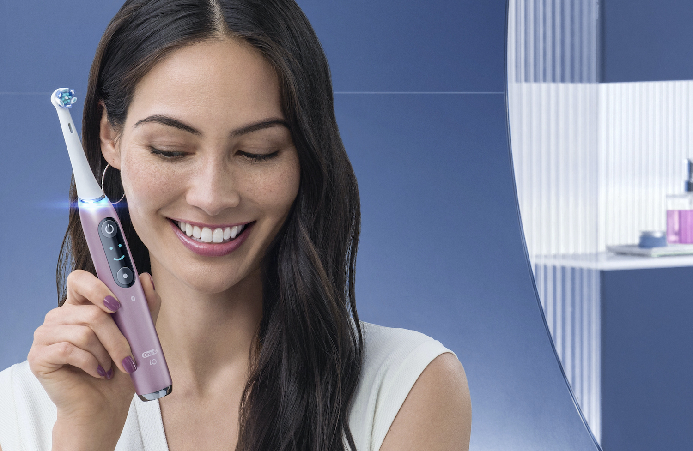 Oral-B iO Smart toothbrush