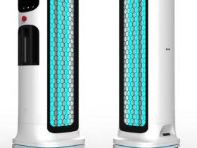 LG UV-C CLOi Robot