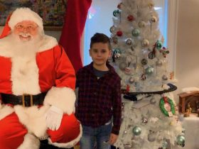 ImagineAR Photo with Santa
