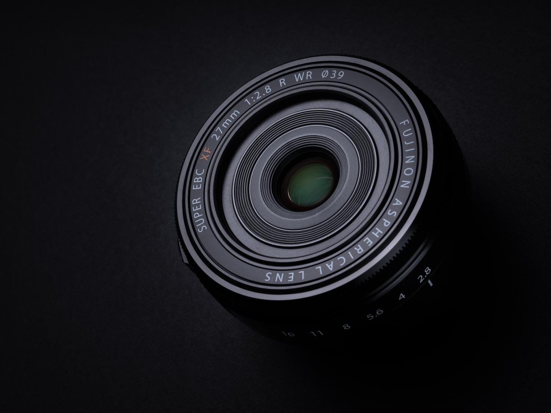 Fujifilm X-Series lens