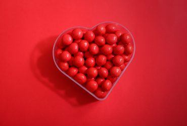 Red Heart Candies