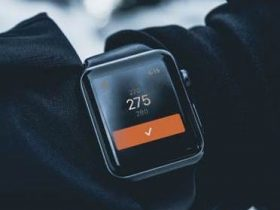 Traegar grills app on Apple Watch