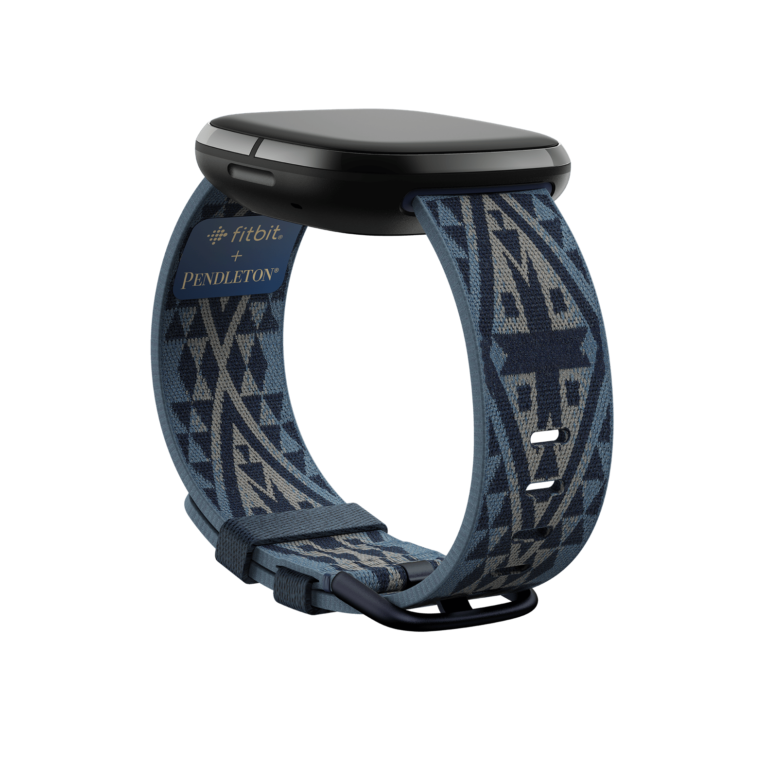 Fitbit Versa 3 Pendleton Blue
