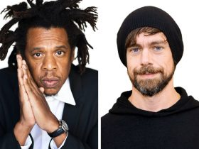 "Shawn ""Jay-Z"" Carter and Jack Dorsey"