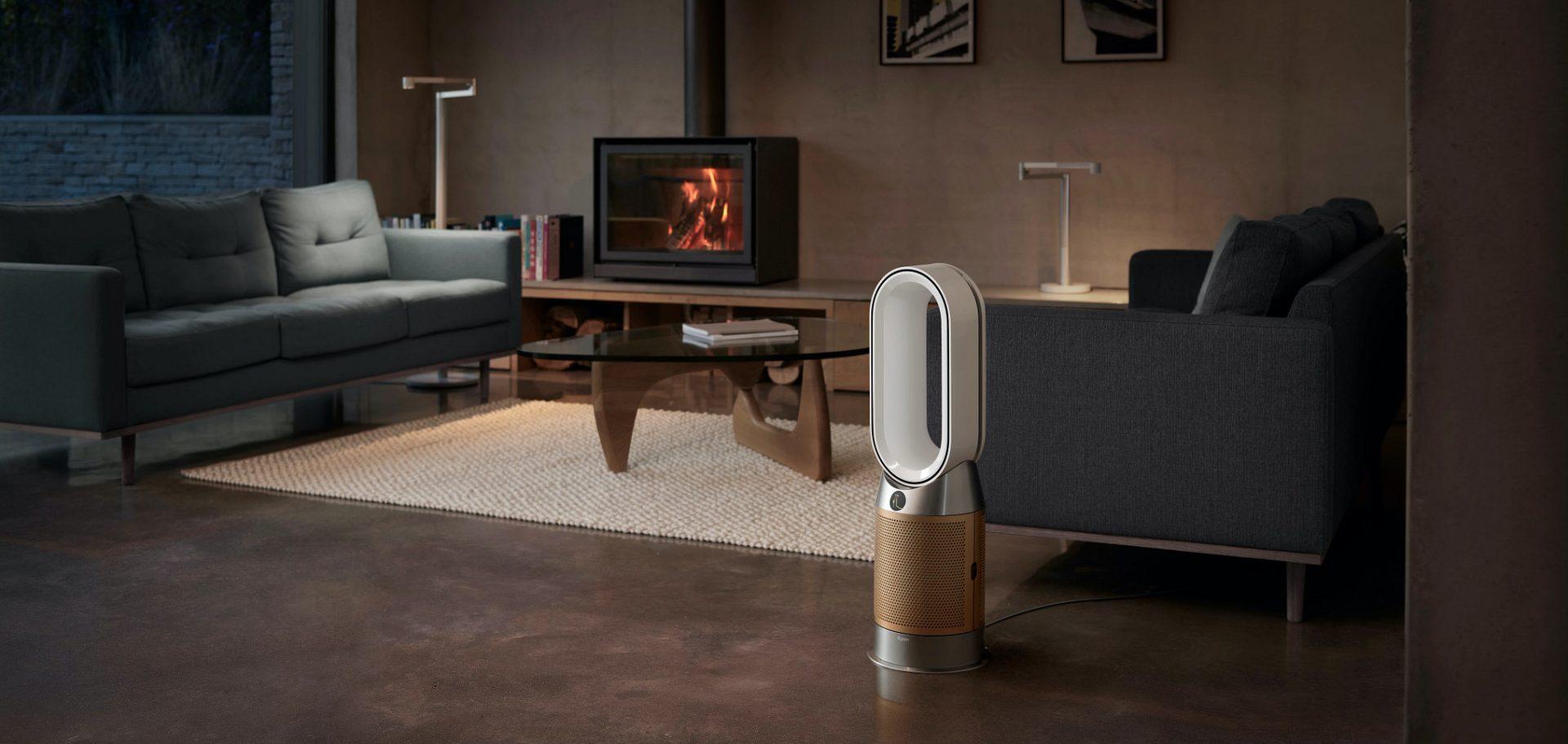 Dyson Hot+Cool air purifier formaldehyde