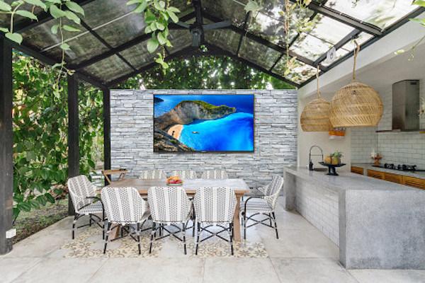 Neptune by Peerless-AV Neptune Shade Series outdoor TV