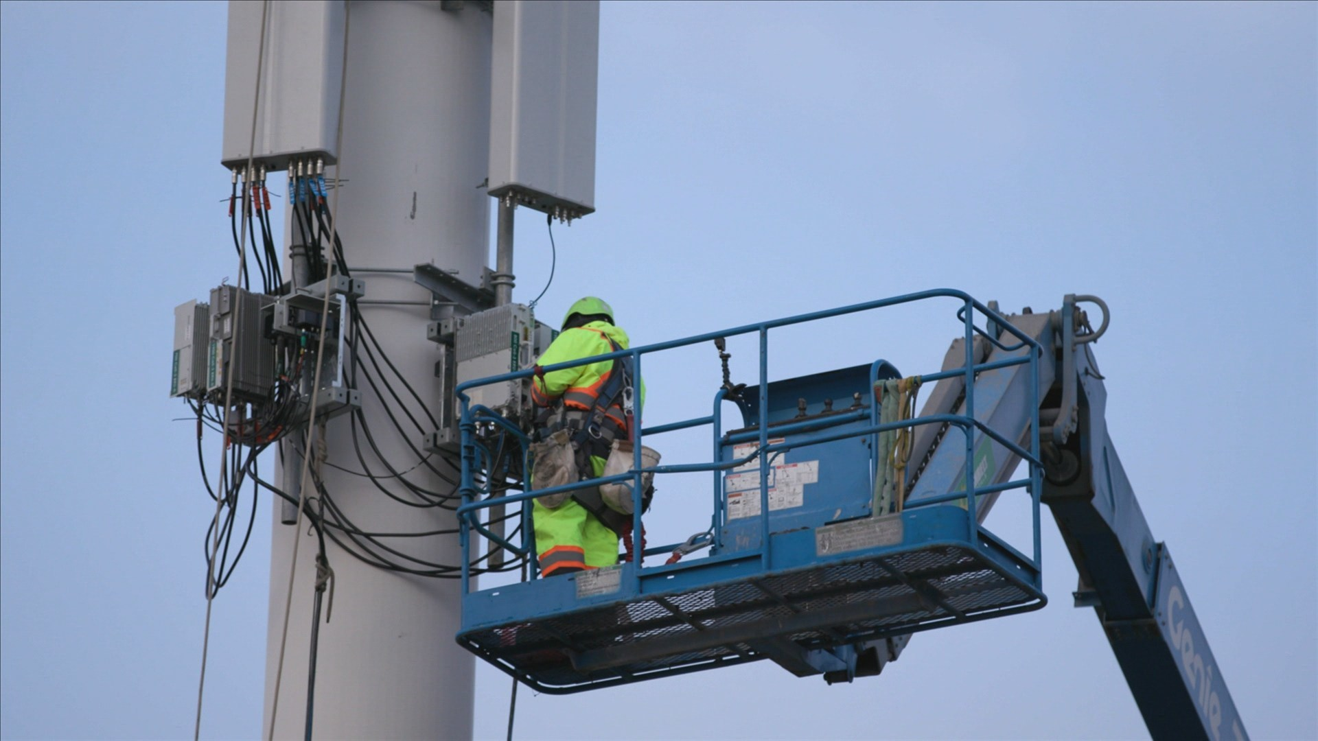 Bell 5G Network
