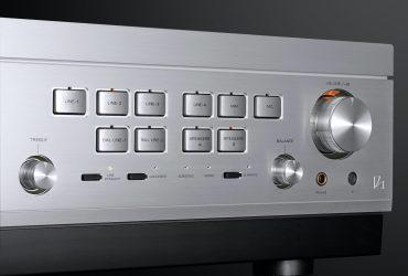 Luxman L-595A Integrated Amp