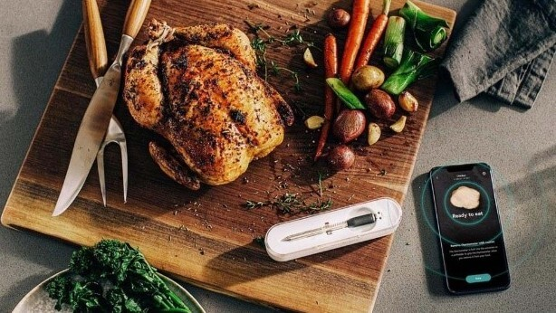 Yummly smart thermometer
