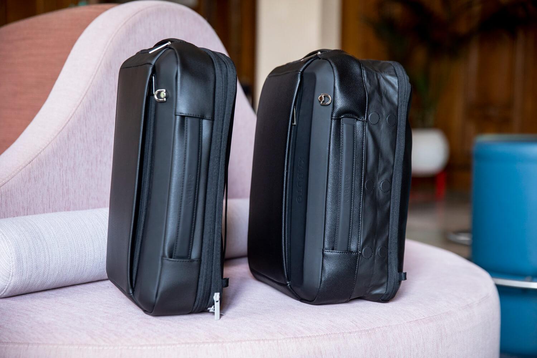 Kabuto smart luggage