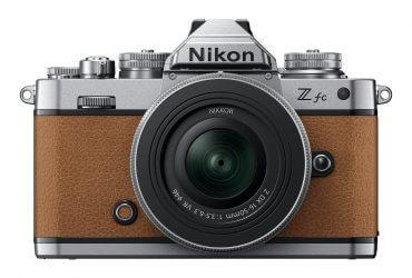 Nikon Z fc mirrorless camera
