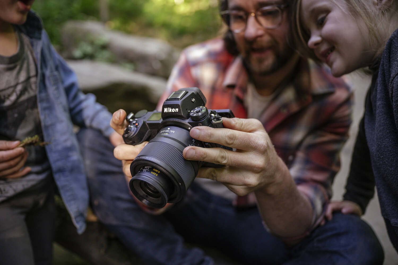 Nikon Nikkor macro lenses