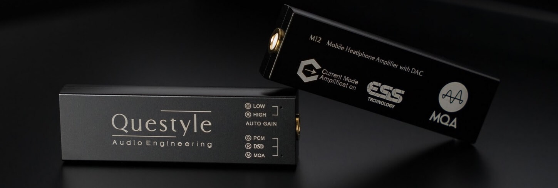 Questyle M12 headphone DAC/amp
