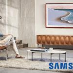 Samsung TV lifestyle image