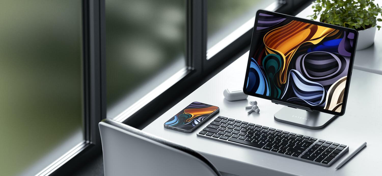 Satechi Slim X2 Bluetooth keyboard