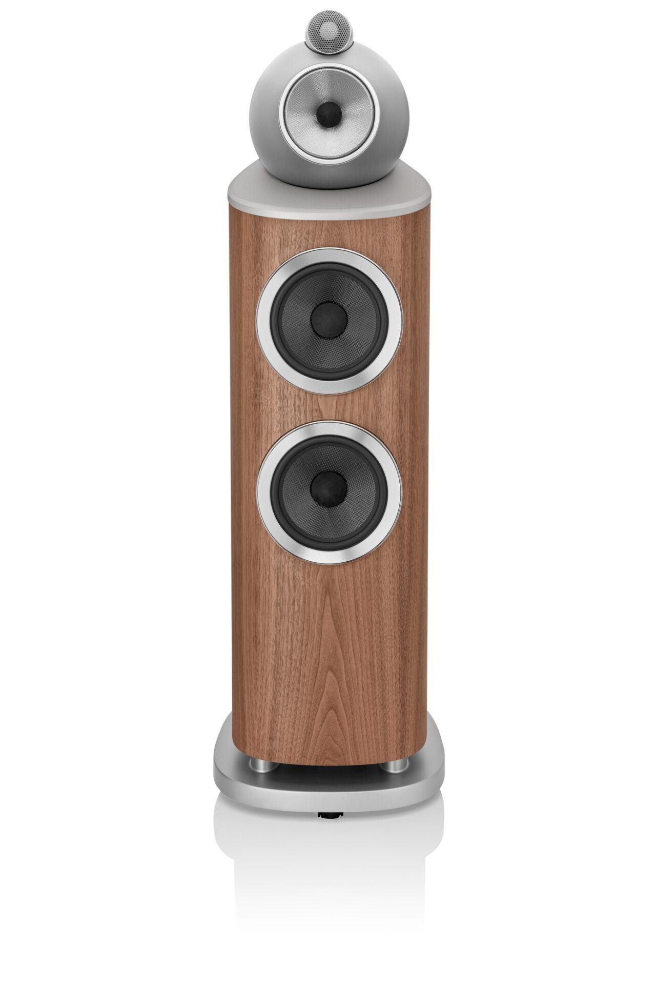 B&W 800 Series Diamond speakers