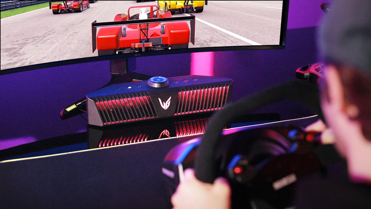 LG UltraGear Gaming Speaker