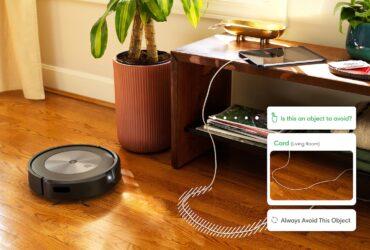 iRobot j7+ robot vacuum