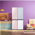 Samsung Bespoke fridge