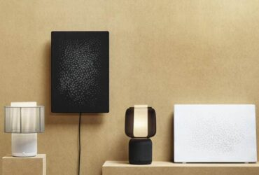 Ikea Sonos Symfonisk speaker table lamp