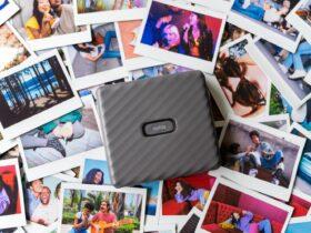 Fujifilm Instax Link Wide smartphone printer